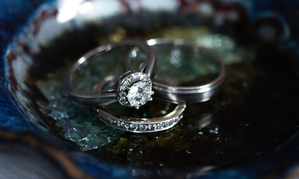 Rings Bound in Love